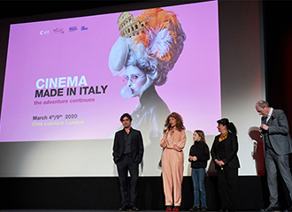 Cinema Made in Italy a Londra: la photogallery